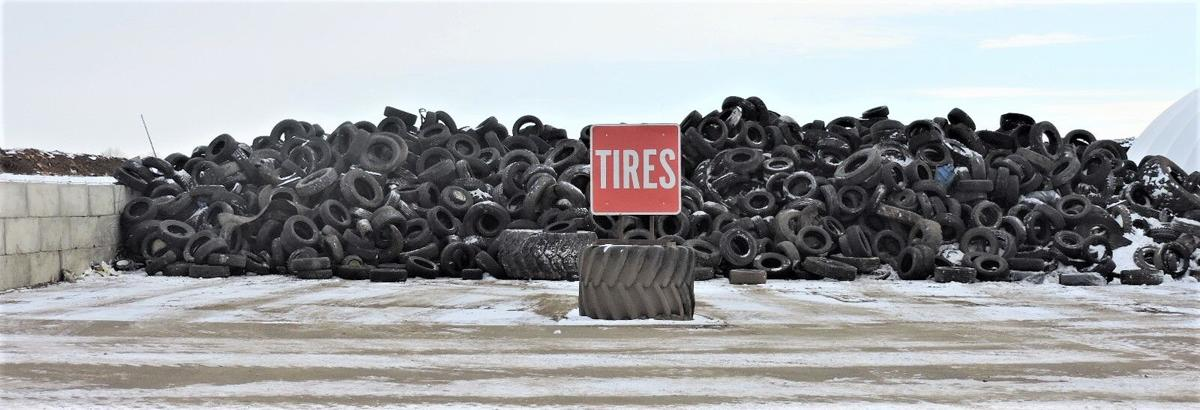 Waste tire disposal 'a pain' 2