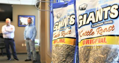 A 'game-changer' for Giant Snacks - Sunflower seed company hit by lack of sports & travel