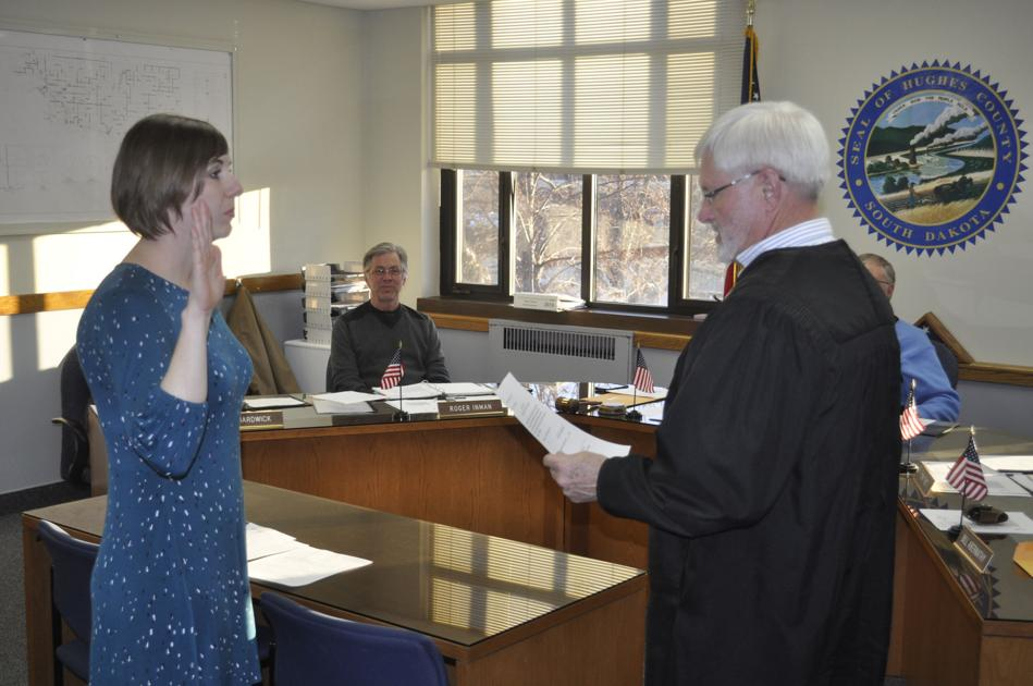 Hammond named new Hughes County state's attorney