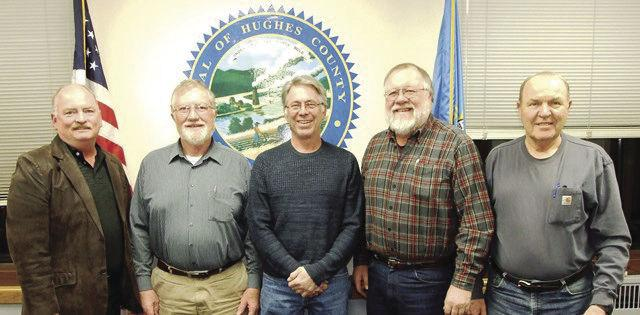 2 Hughes County Commissioners say they won't run again; eight challengers may be on ballot