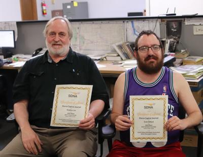 Capital Journal staff earn awards