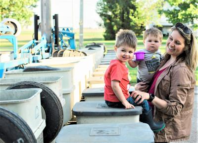 Off-farm income holds family farms together