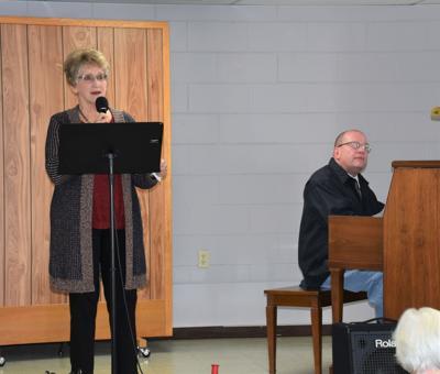 Pierre Senior Center's Thursday potluck & entertainment