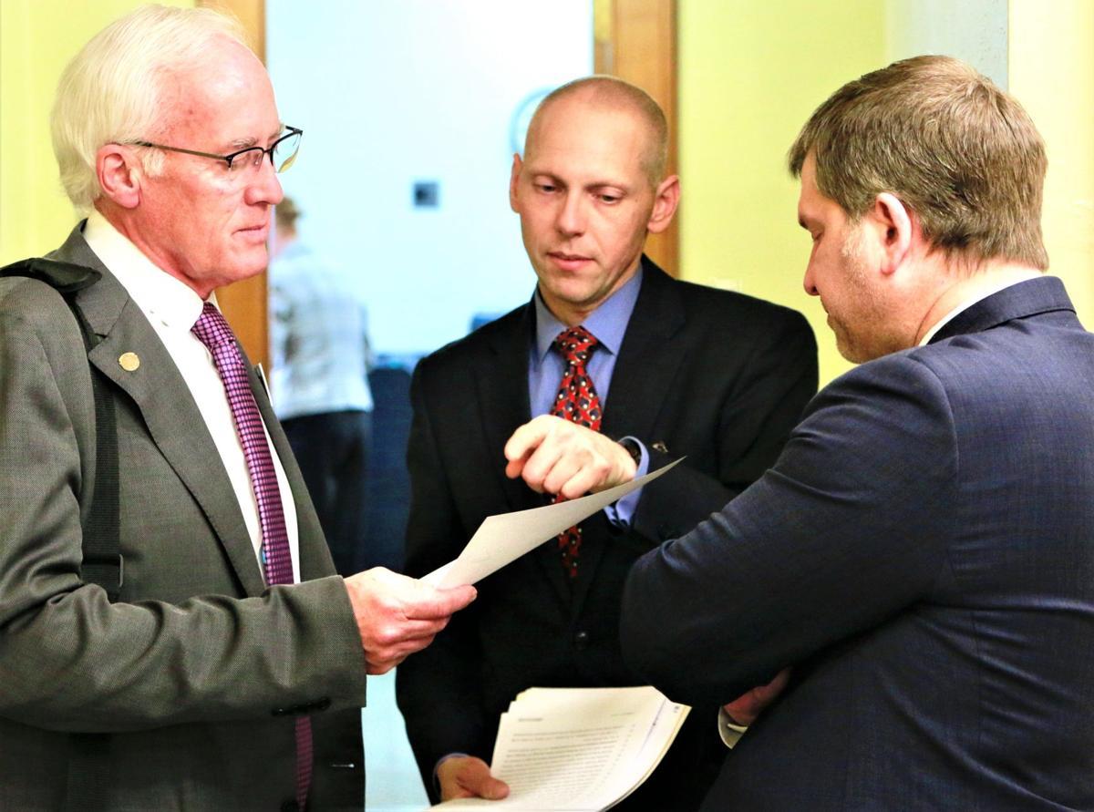McCaulley controversial behind-the-scenes power broker in Pierre