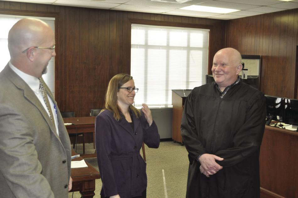 Judge Barnett brings a different style to state criminal court in Pierre