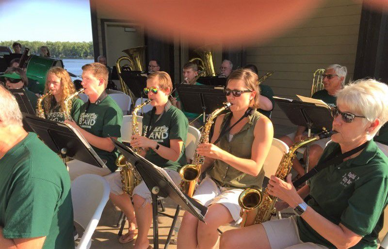 "Capital City Band free concert ""Pops for Mom & Pop"""