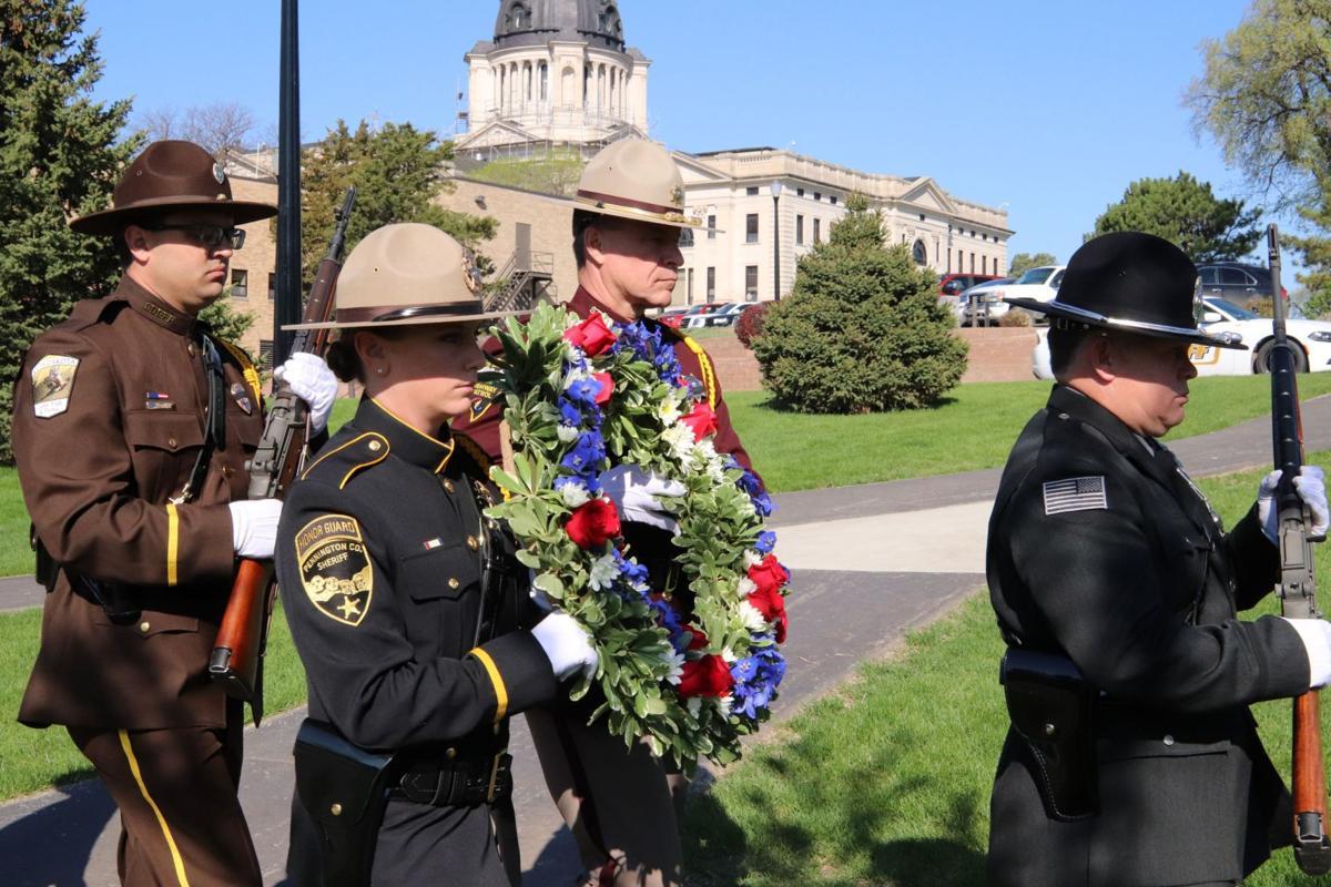 memorial honor guard