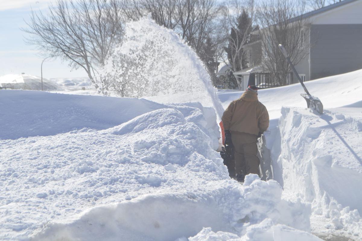 tall drifts short snowblower