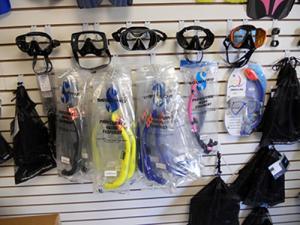 ScubaPro Masks and Snorkels