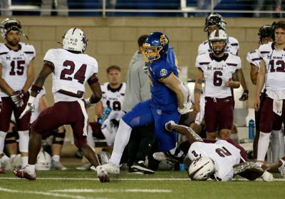 Southern Illinois at South Dakota State University Football