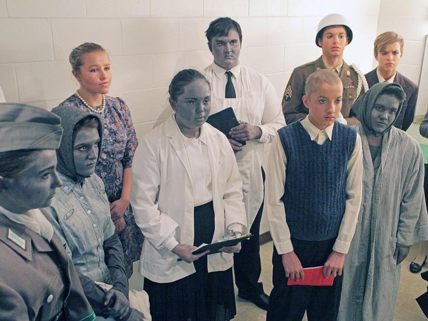 One Act Plays: Riggs, Stanley County drama students head to Brandon for annual festival