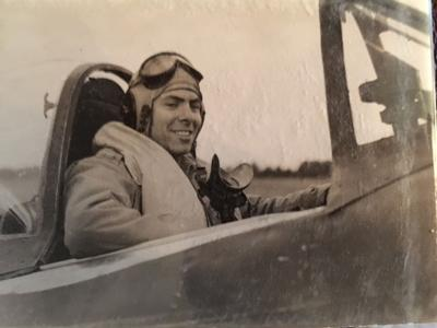 Wwii Love Story Pilot S Remains Return To Sd 72 Years After His