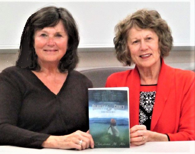 Featured book's author visits S.D. Womens' Prison book club