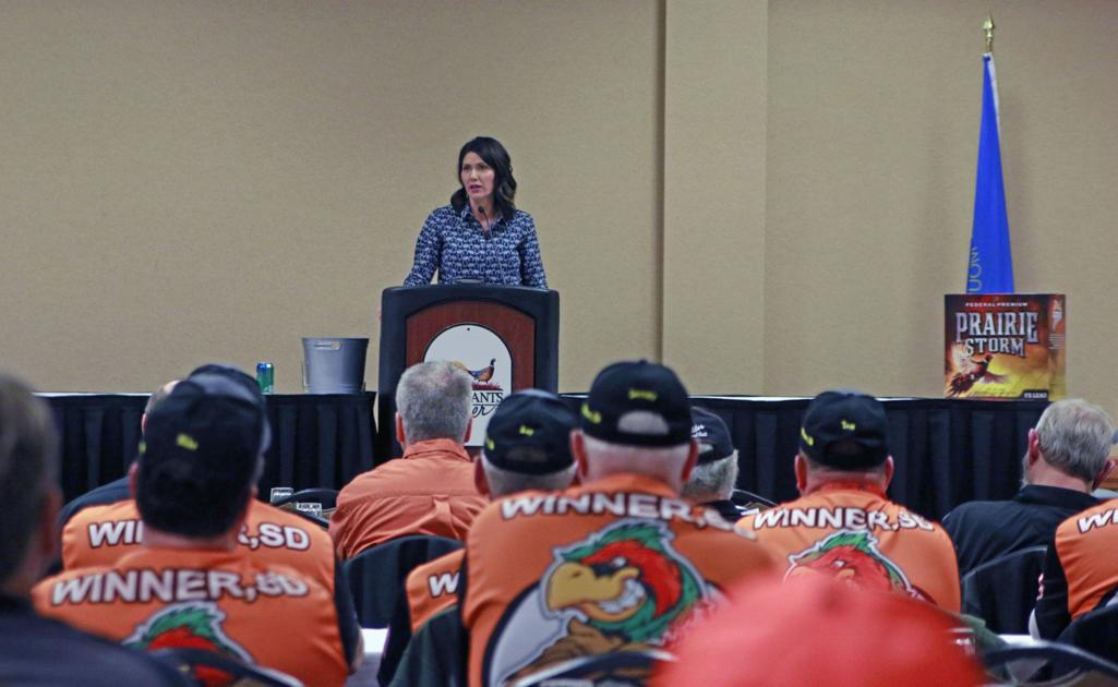 Top two Republican candidates for governor release dueling pheasant restoration plans