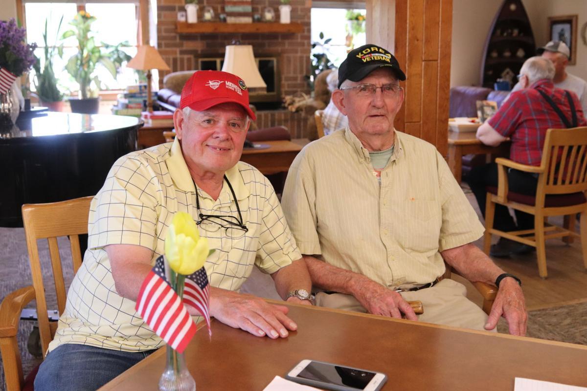 Locals part of 700th Honor Flight