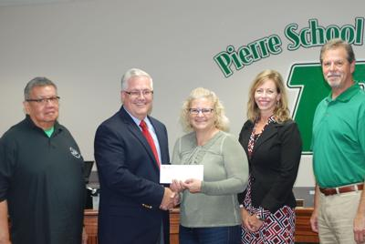 Pierre School Board receives additional prize for earning Board of the Year award