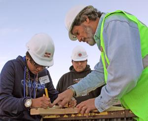 One-day camp aims to build awareness of careers in construction