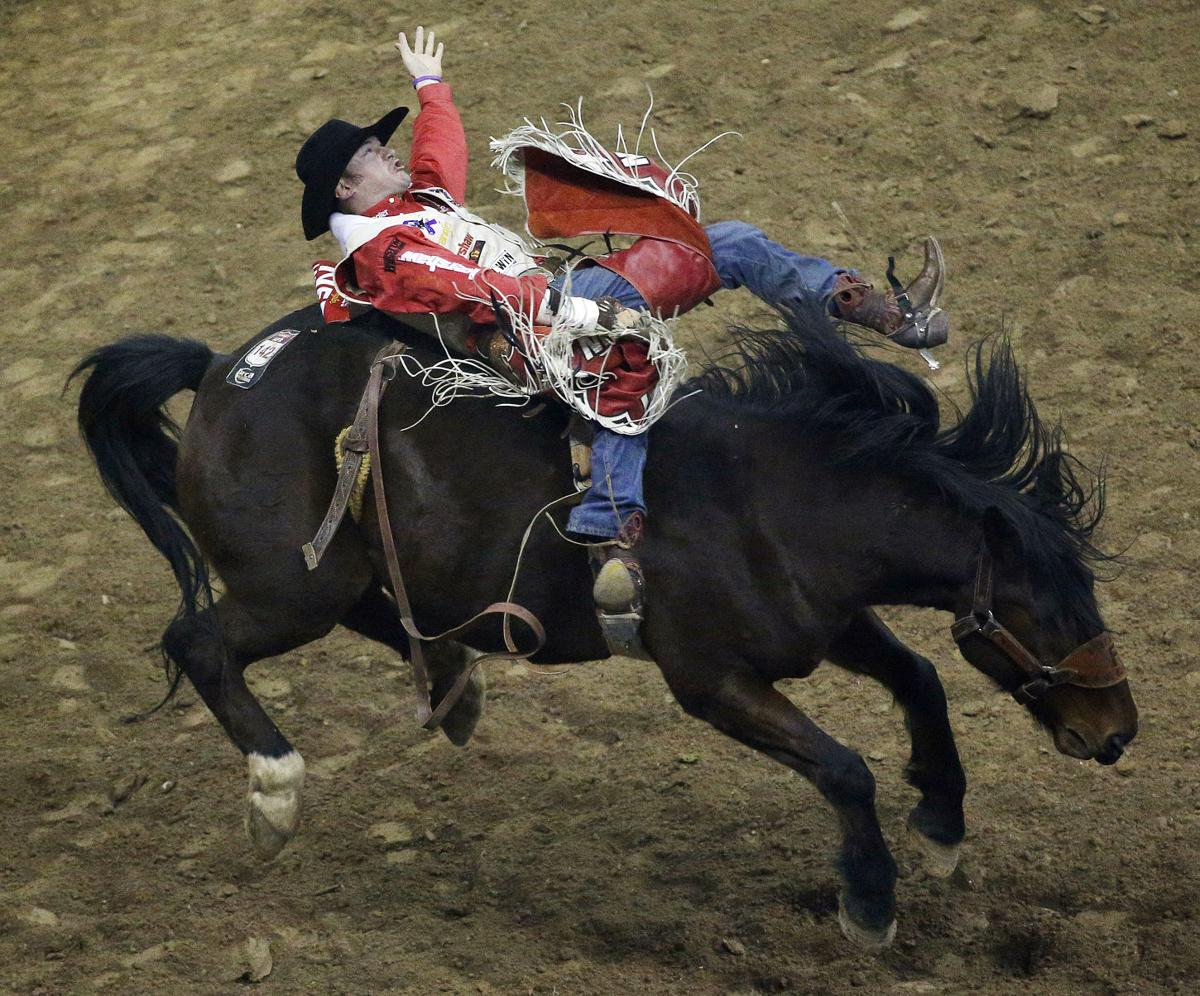 Sd S Lockhart Comes In 2nd In World Standings At Nfr