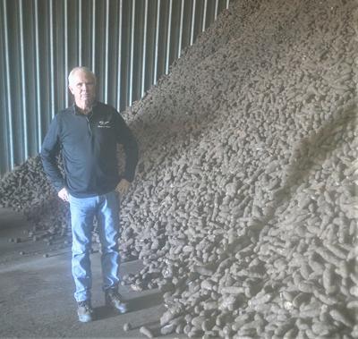 Russet potato contracts cut - Sales of frozen potatoes drop as restaurants close