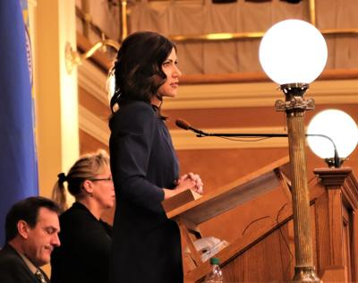 State of the State offers no surprises