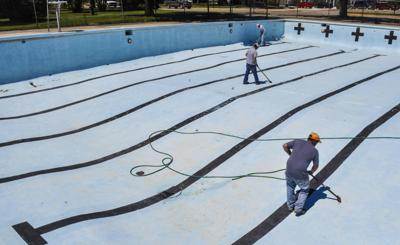 Pierre\'s pool getting ready for 93rd, or so, season | Local ...