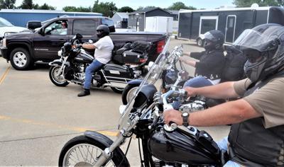 bikers in pierre