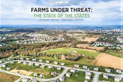 Study: Development threatens farmland