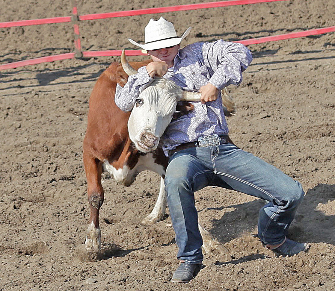 4 H Finals Rodeo Contestants They Don T Give Up Easy