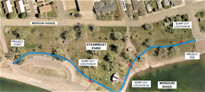 Steamboat Trail closed for rehabilitation