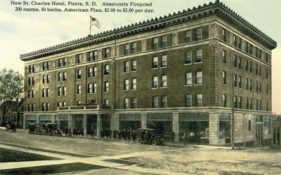 St. Charles Hotel, circa 1910s