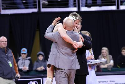 SDHSAA State Wrestling 20180224