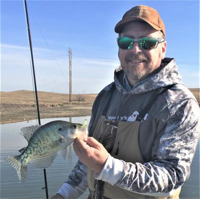 Our Outdoors: Fishing in a moment of calm 1
