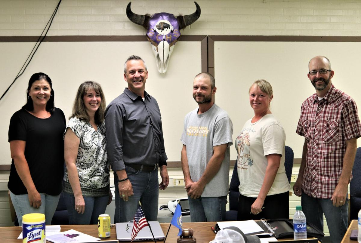 Stanley County school board still debating 'all or nothing' COVID mask policy - I