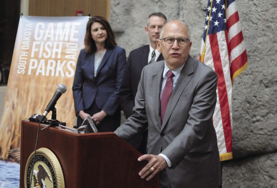 "SD federal prosecutor Seiler: ""Chop shop for eagles"" illegally trafficked birds"