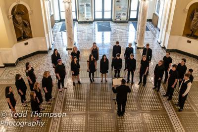 Riggs Choir to perform in Carnegie Hall
