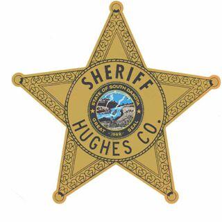Hughes County Sheriff's logo
