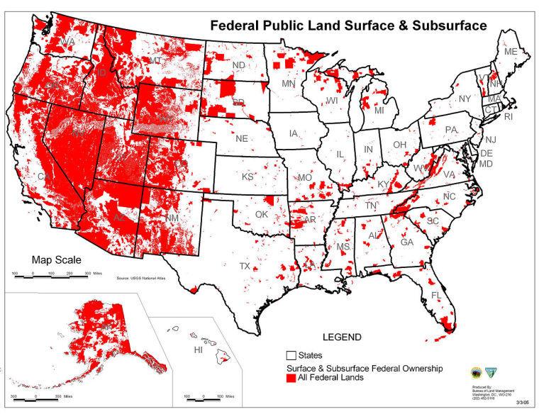 south dakota public land map South Dakota Counties Receive 6 Million In Pilt Funds Local south dakota public land map