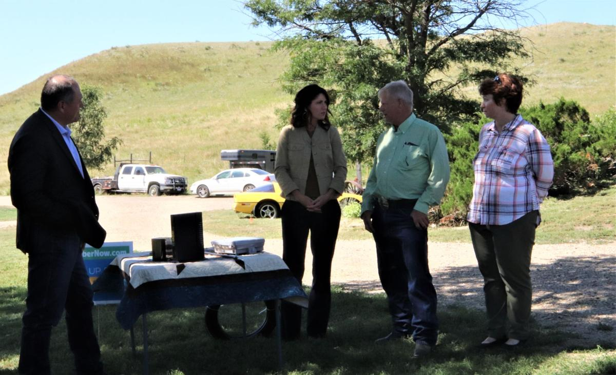 Connect South Dakota project connecting rural people to broadband Internet