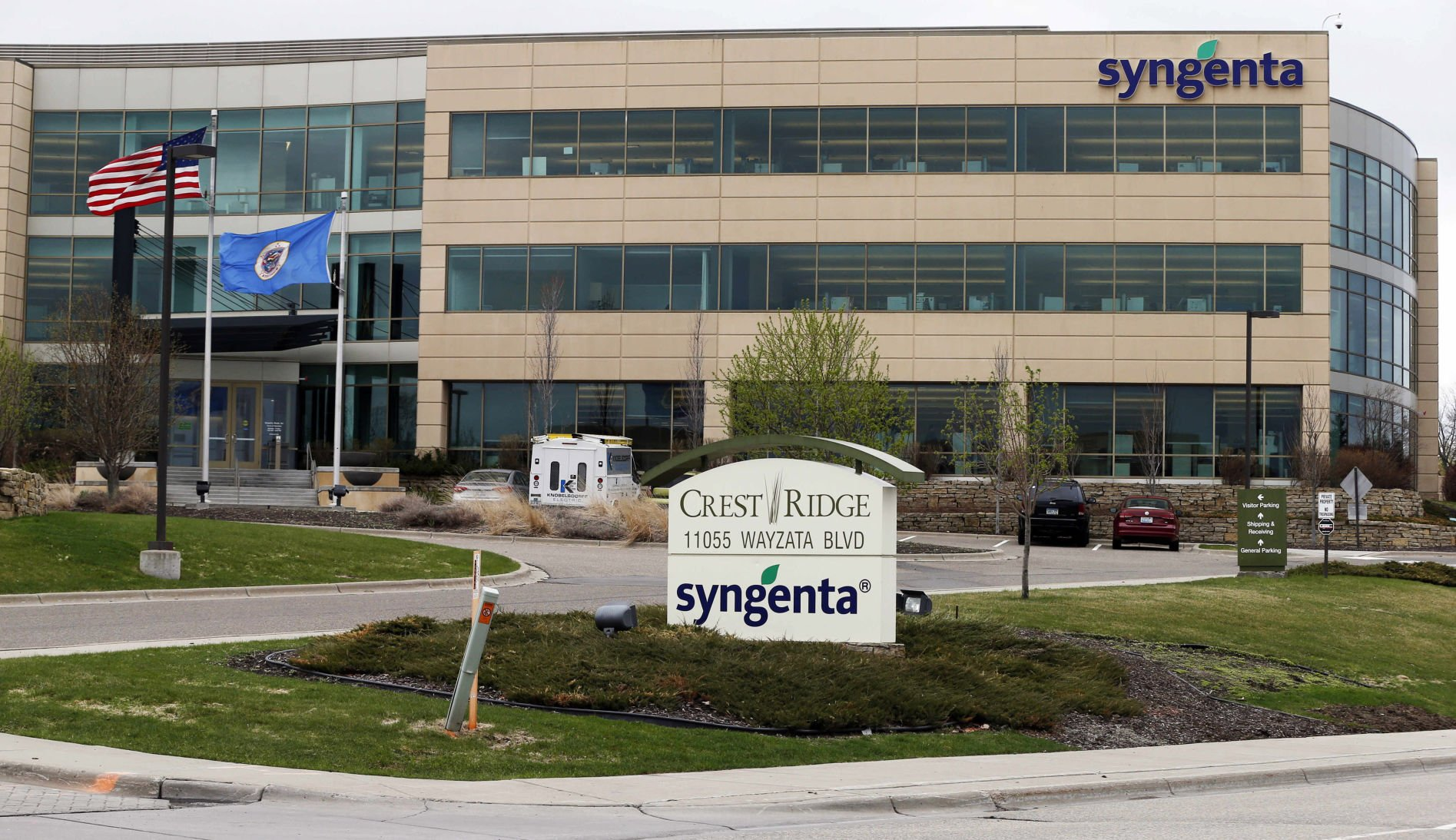 Syngenta agrees to settle U.S.  farmer lawsuits over GMO corn