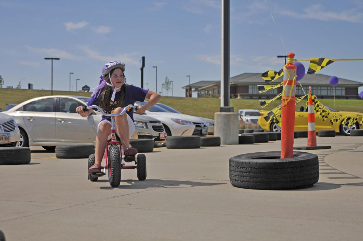 Beck motor tricycle race aims at aiding alzheimer s for Beck motor company pierre sd