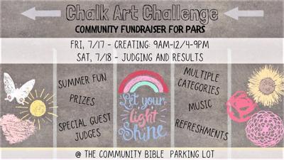 Church Chalk Challenge set for July 18
