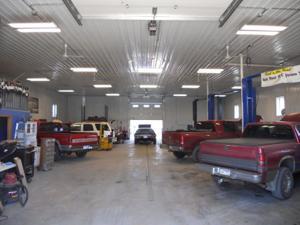 Catlin's Car Clinic - 4800 sq. ft. shop