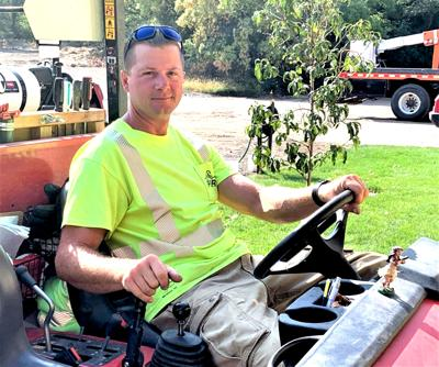 Get to Know Your City Government - Aaron Semmler senior maintenance worker Parks Dept.
