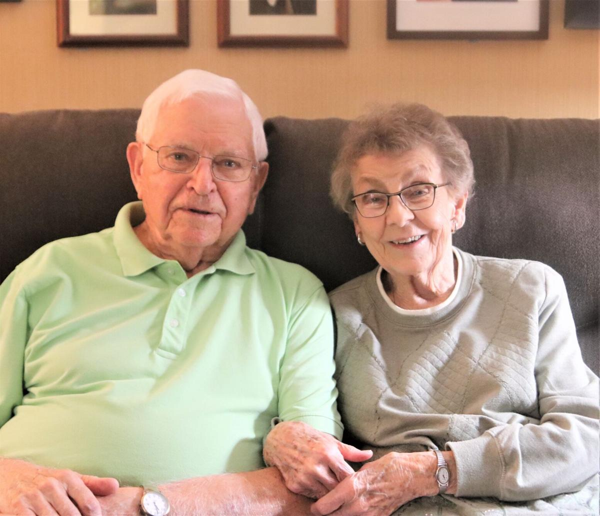Art and Mary Rezac quietly going on 67 years of marriage 3