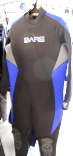 Bare Wetsuits 7/6mm and 5/4 mm