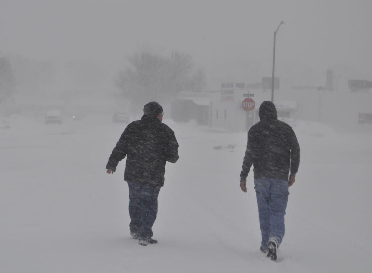 blizzard photos