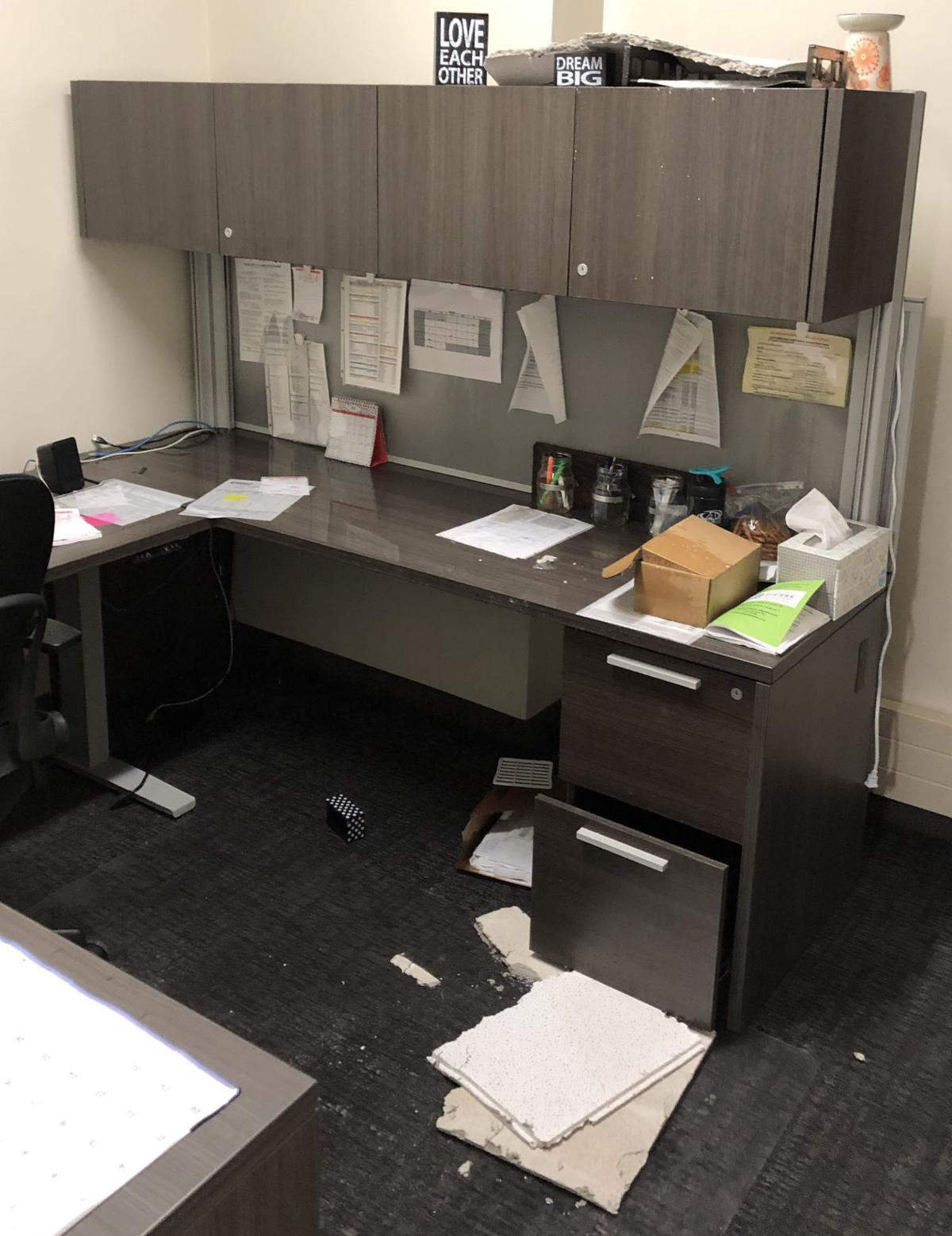 city hall leaks