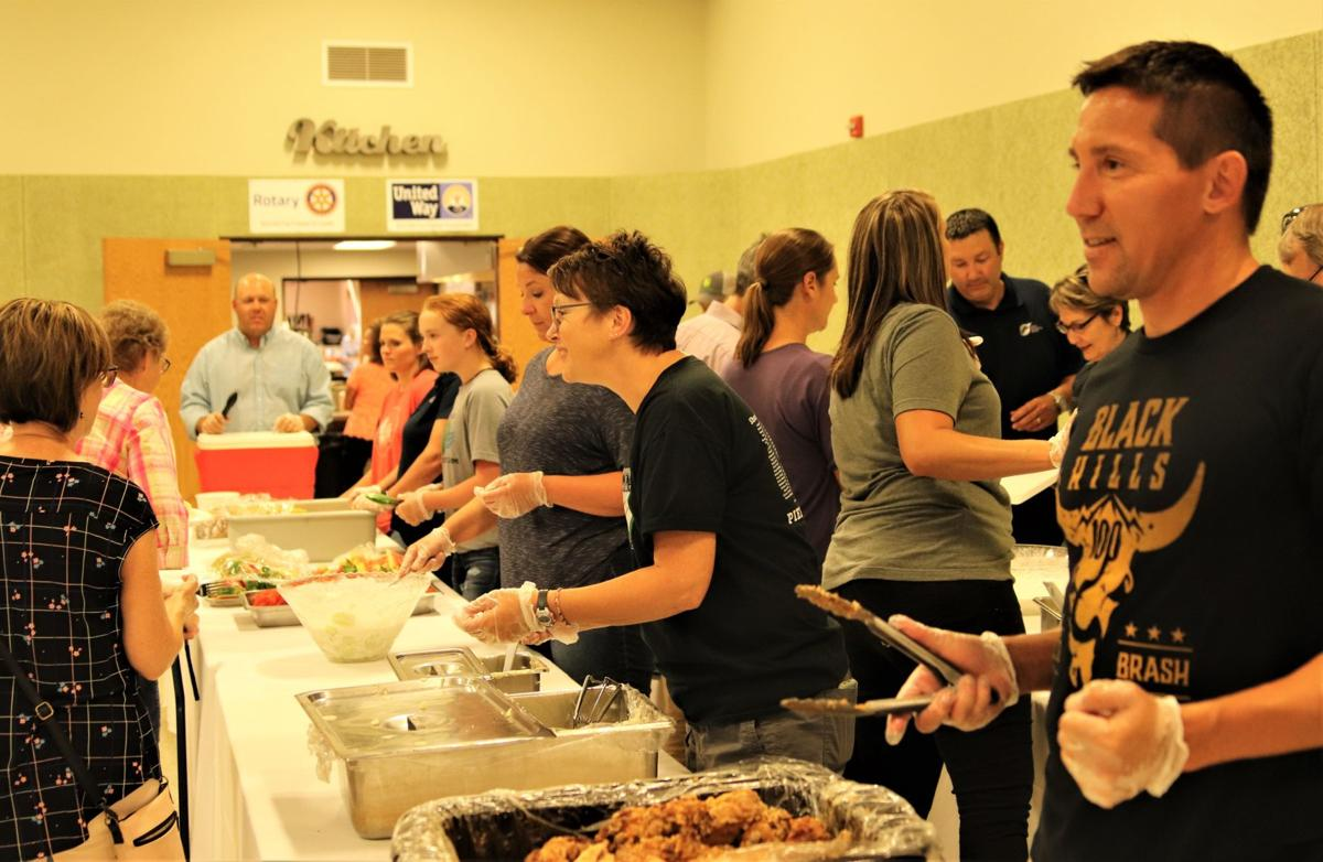 Country Cookin' fundraiser for Community & Youth Involved Center doubles last year's