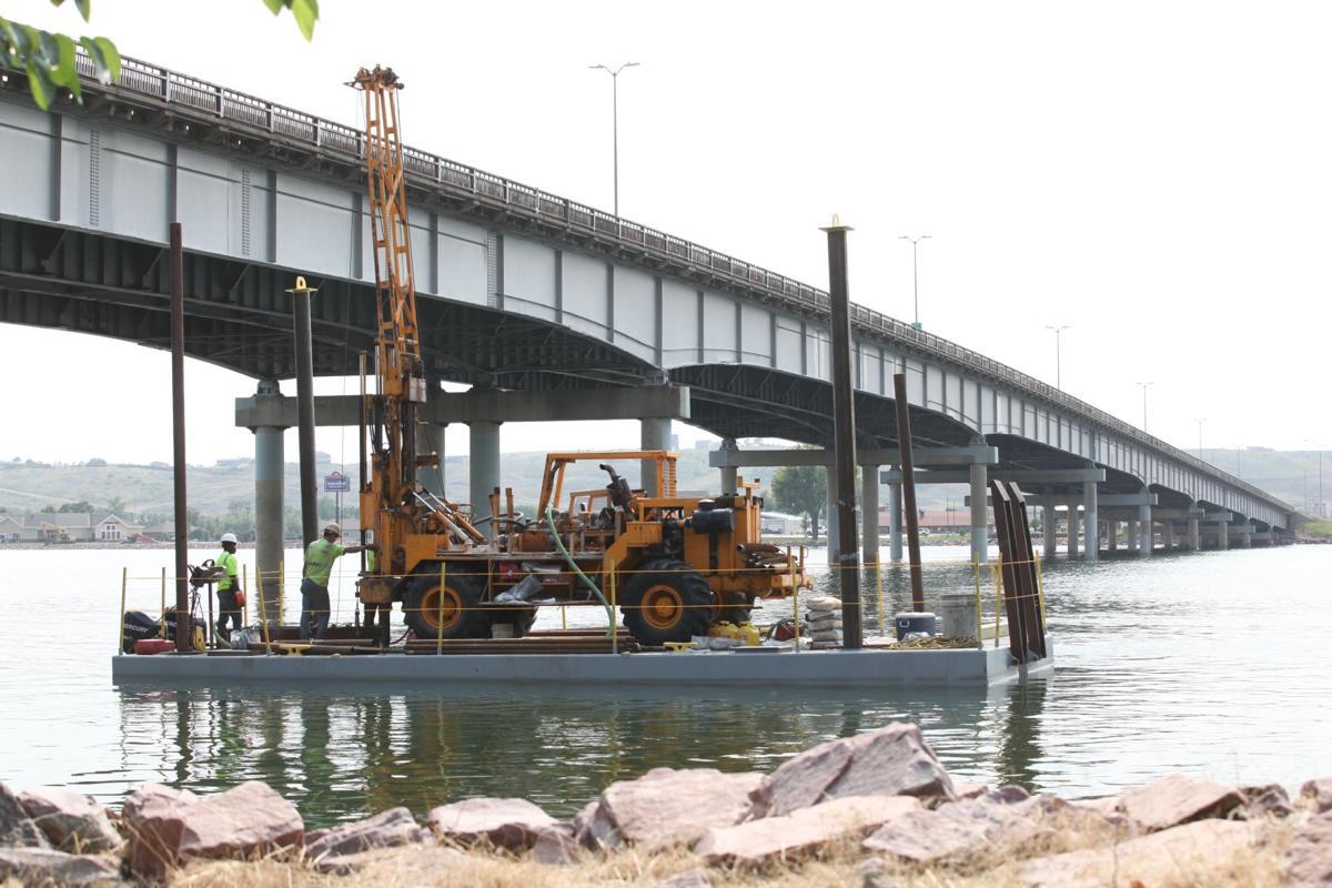 Boring bridge work begins | Local News Stories | capjournal com