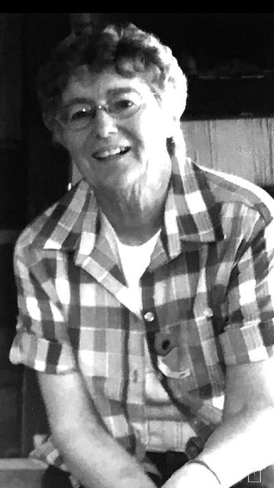 Janet Rae (Morford) Rivenes, 75